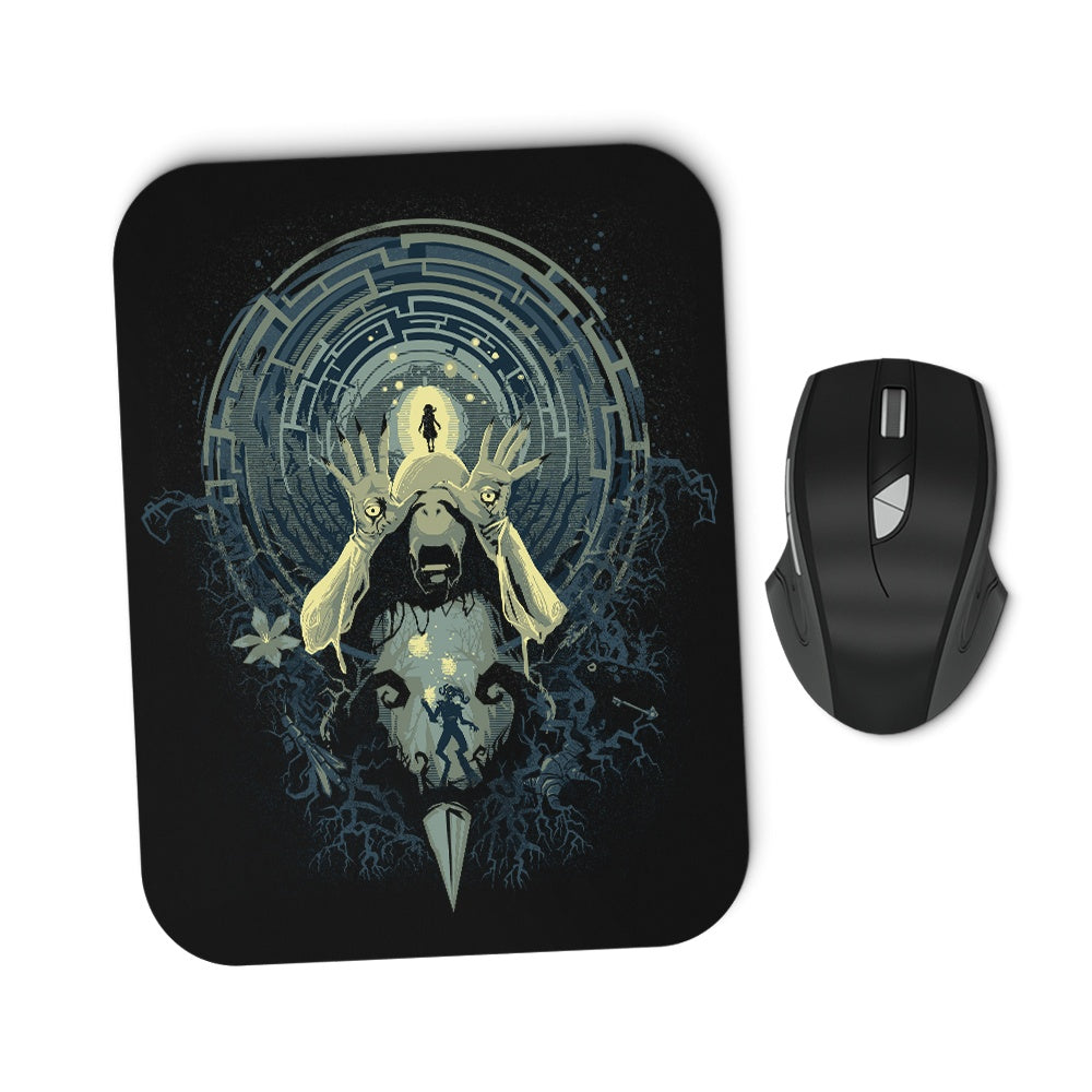 Pan's Nightmare - Mousepad