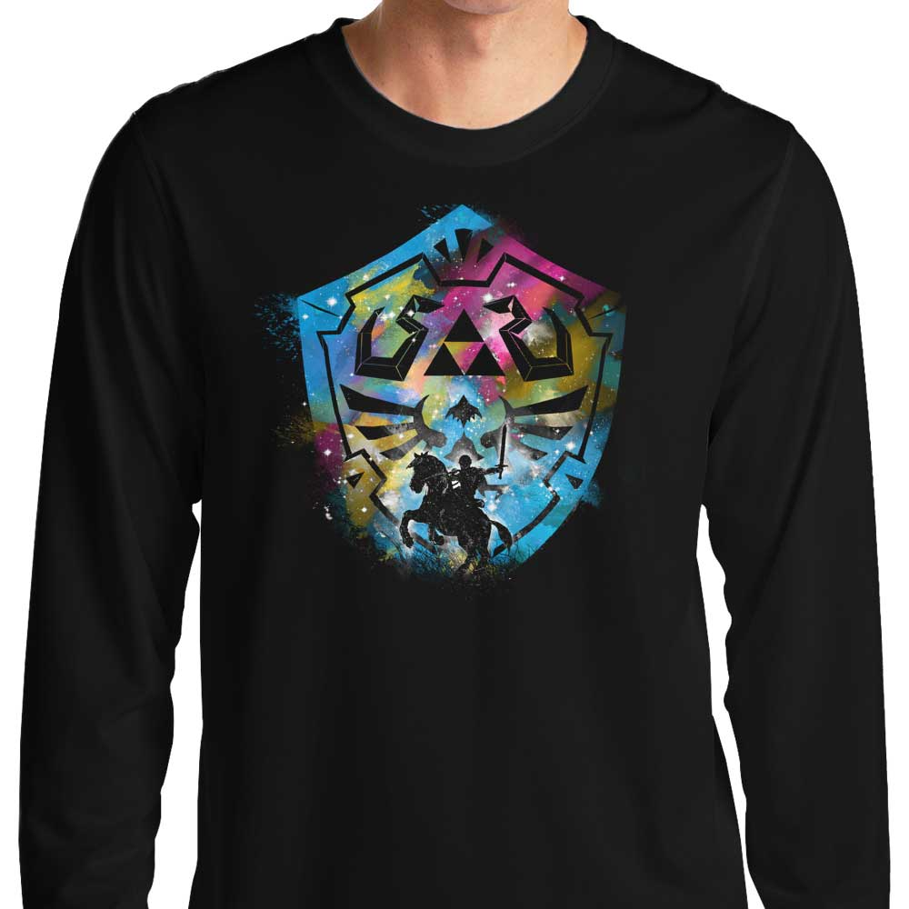 Path for the Hero - Long Sleeve T-Shirt