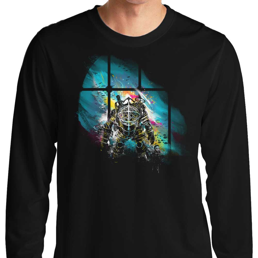Path to the Rapture - Long Sleeve T-Shirt