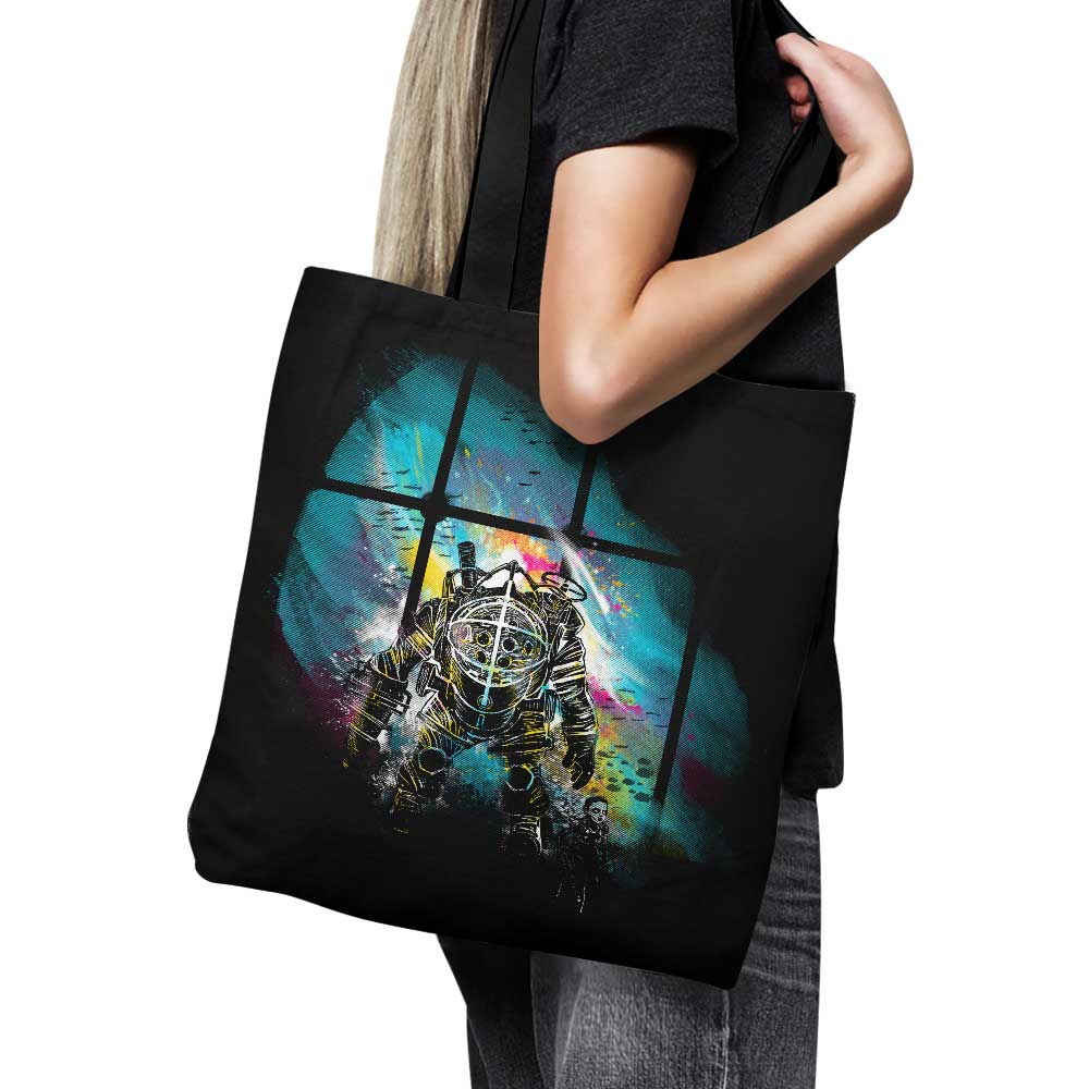 Path to the Rapture - Tote Bag