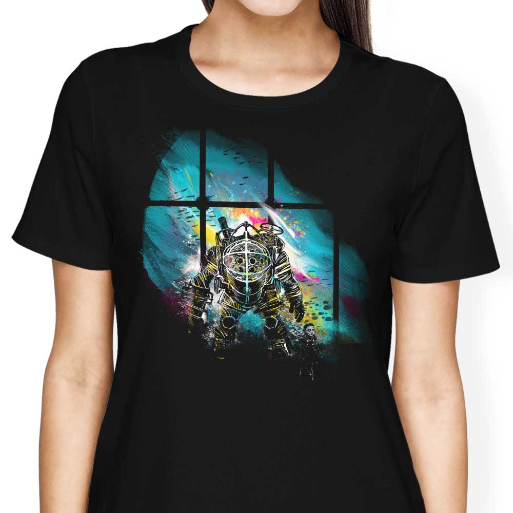 Path to the Rapture - Women's Apparel