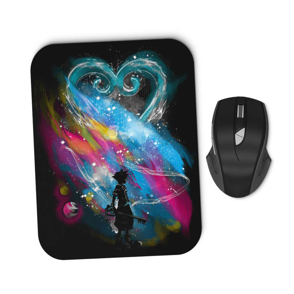 Path to the Stars - Mousepad