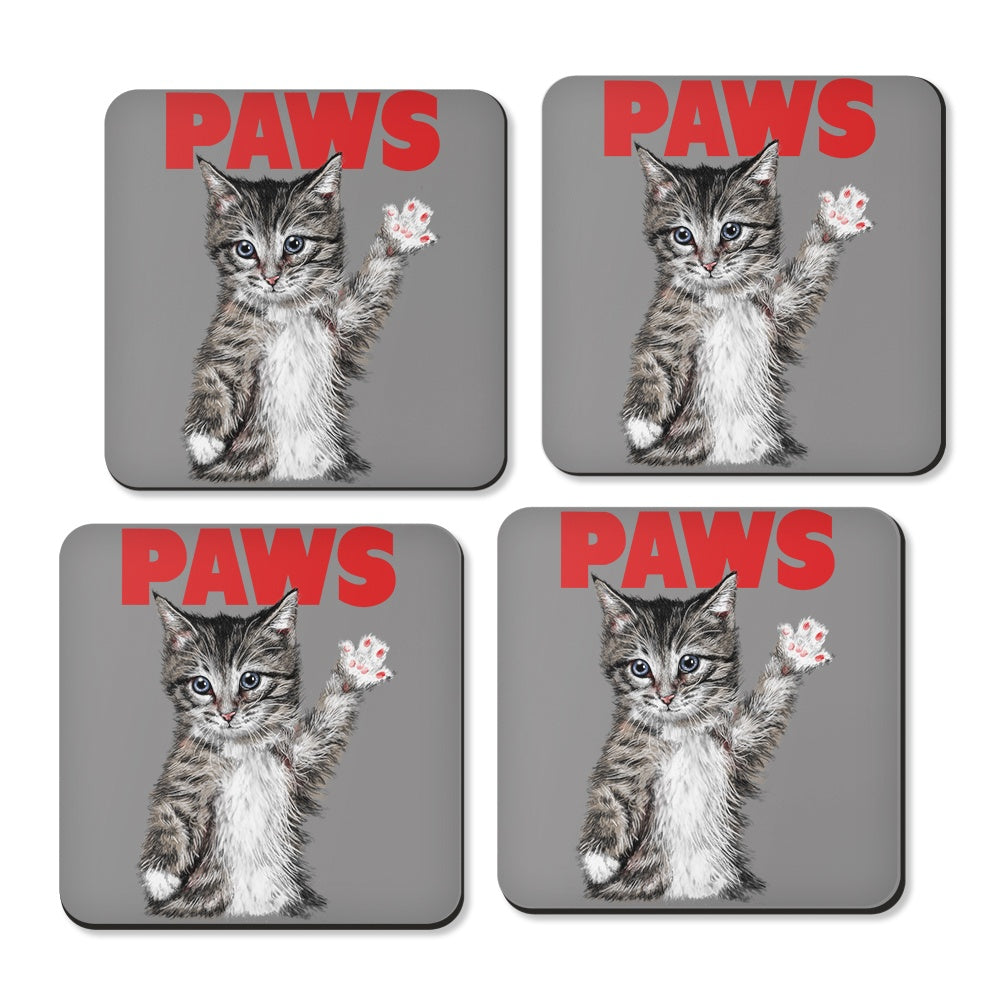 Paws - Coasters