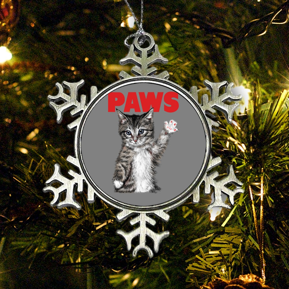 Paws - Ornament