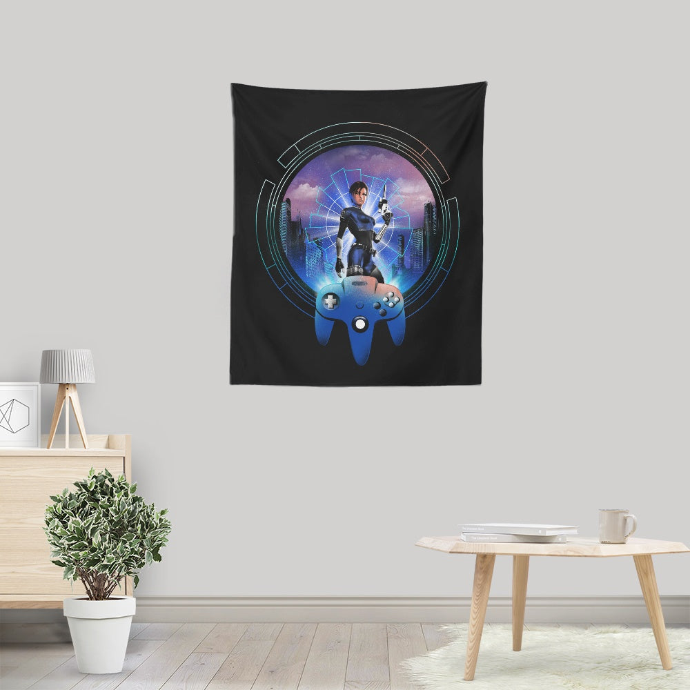 Perfect 64 - Wall Tapestry