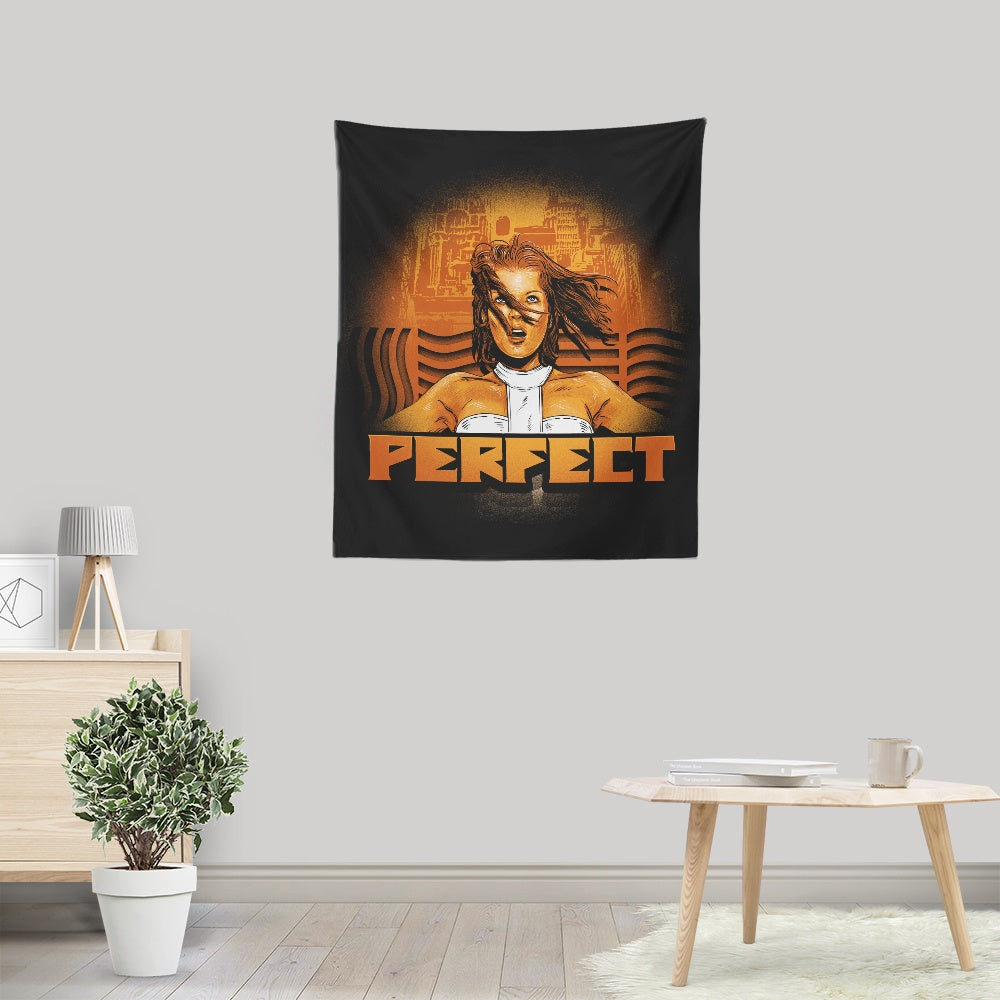 Perfect - Wall Tapestry