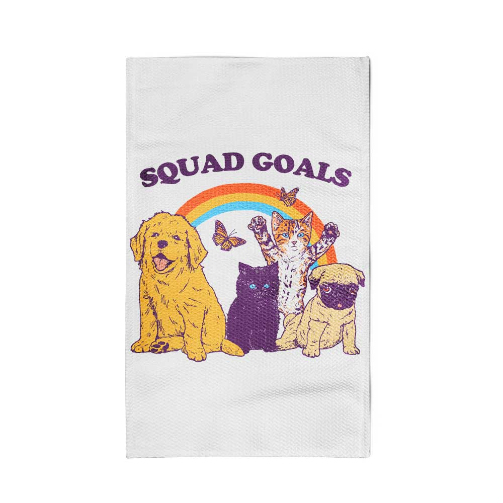 Pet Squad Goals - Rug
