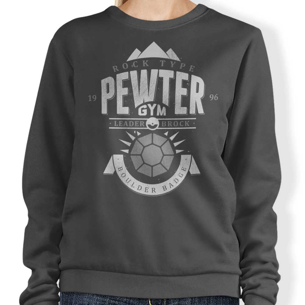 Pewter City Gym - Sweatshirt