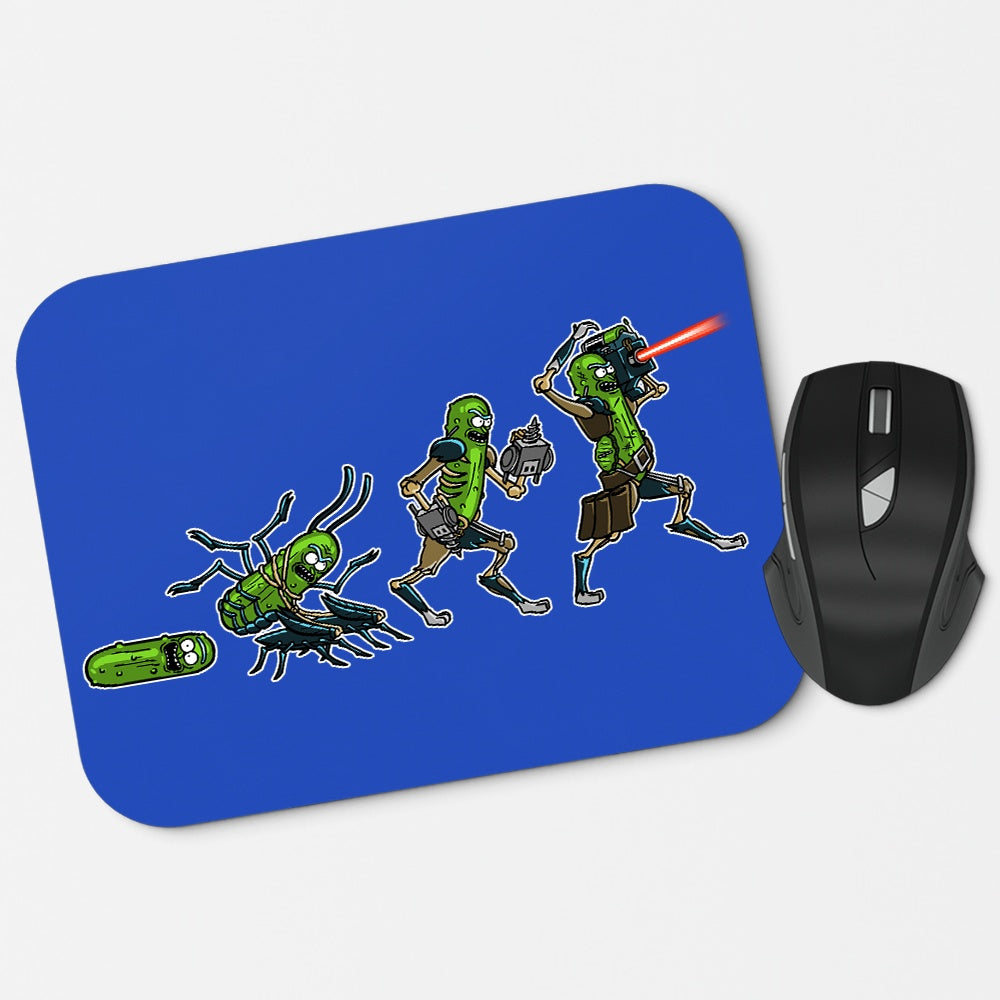 Pickle Evolution - Mousepad