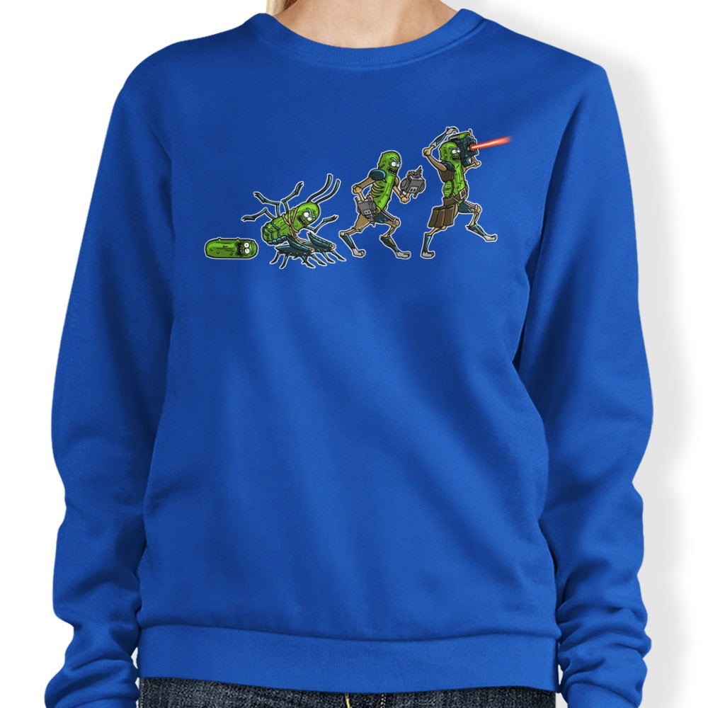 Pickle Evolution - Sweatshirt