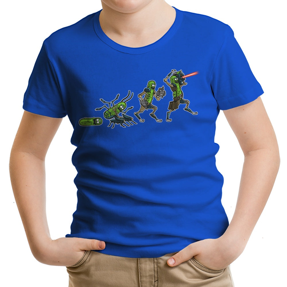 Pickle Evolution - Youth Apparel