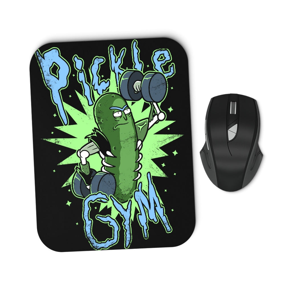 Pickle Gym - Mousepad