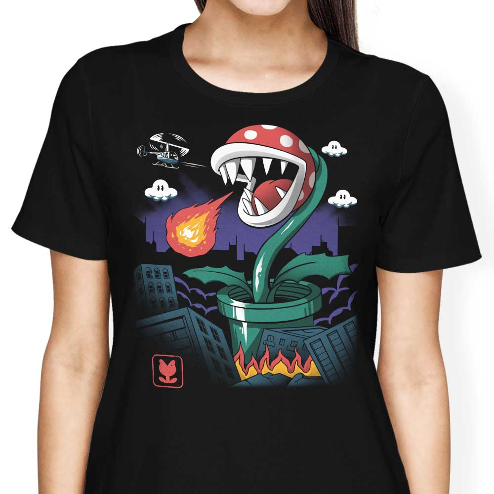 Piranha Kaiju - Women's Apparel