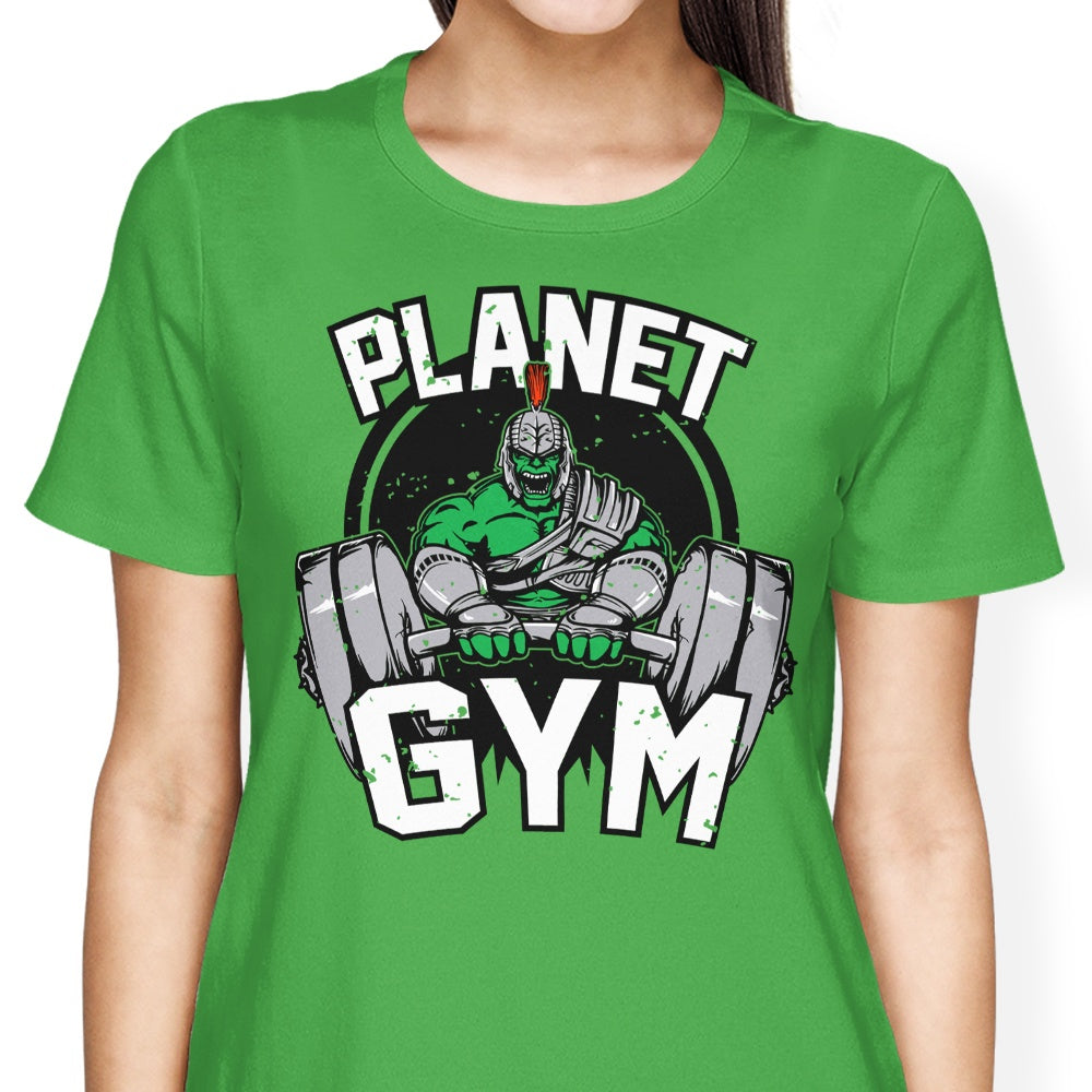 Planet Gym - Women's Apparel