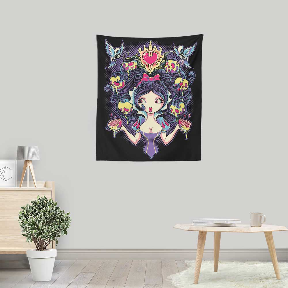 Poisoned Mind - Wall Tapestry