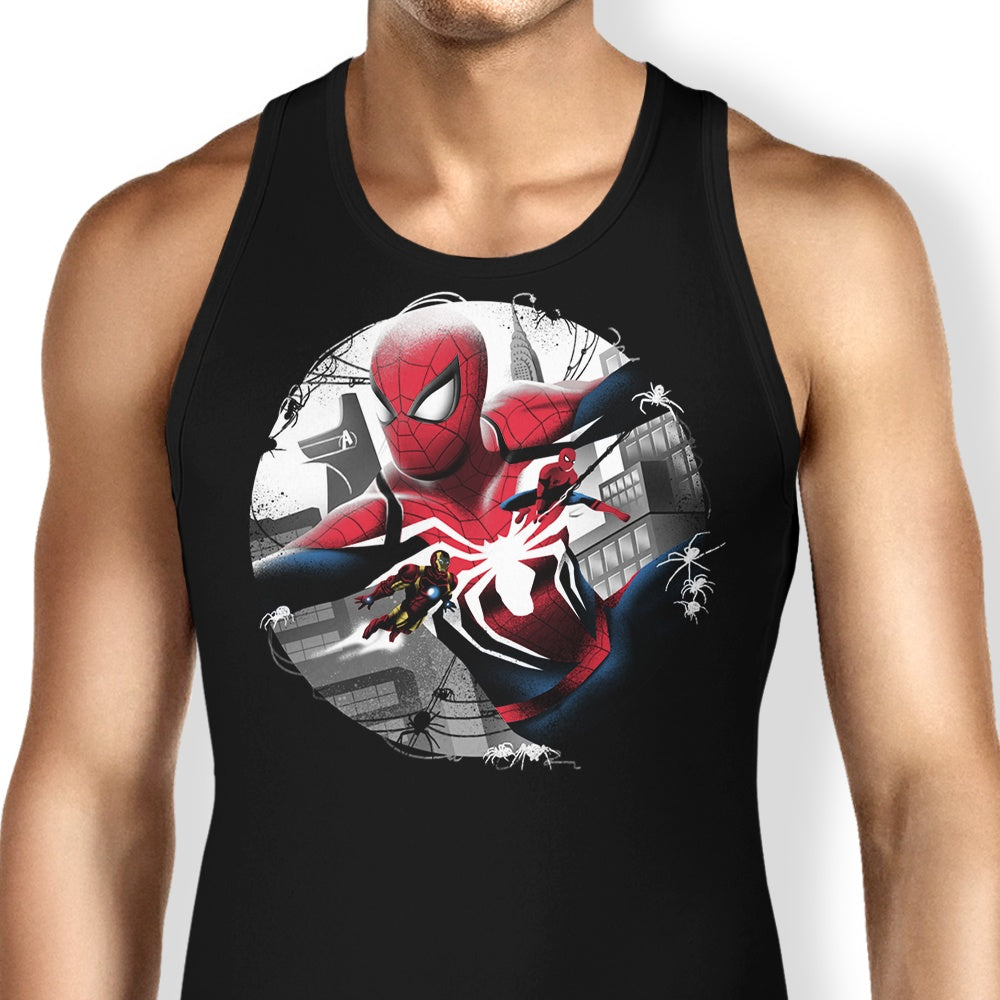 Power and Responsibility - Tank Top