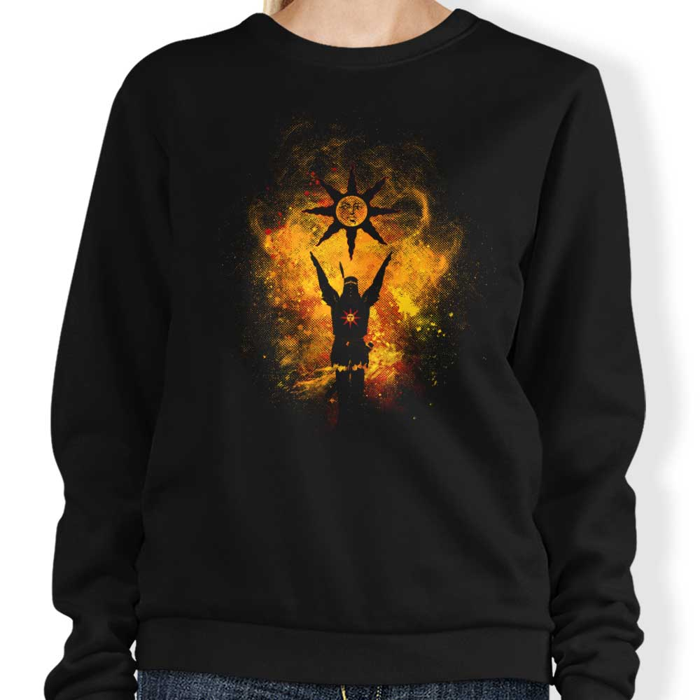 Praise the Sun Art - Sweatshirt