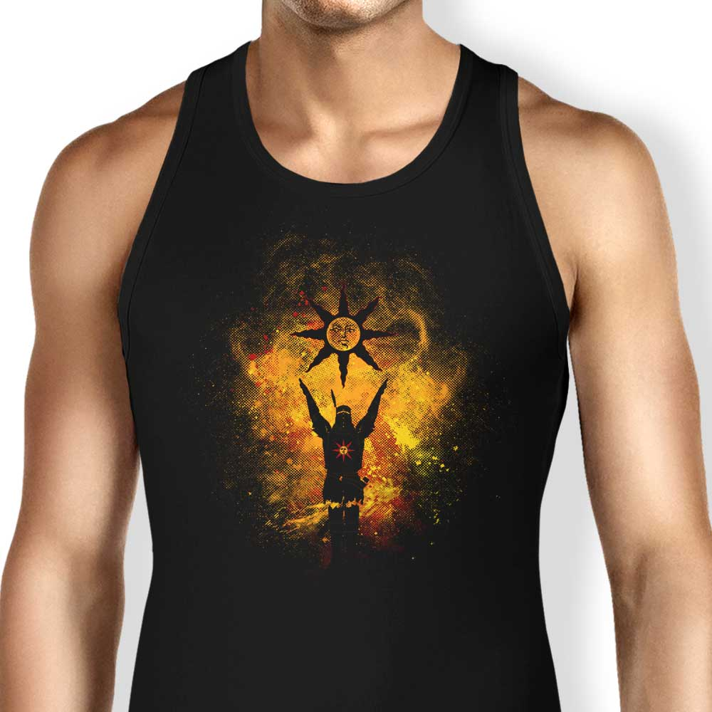 Praise the Sun Art - Tank Top