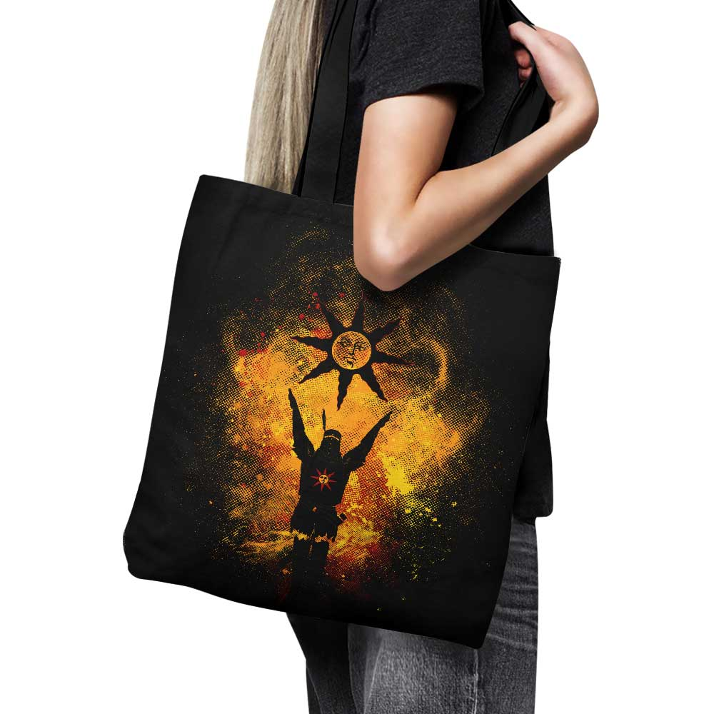 Praise the Sun Art - Tote Bag