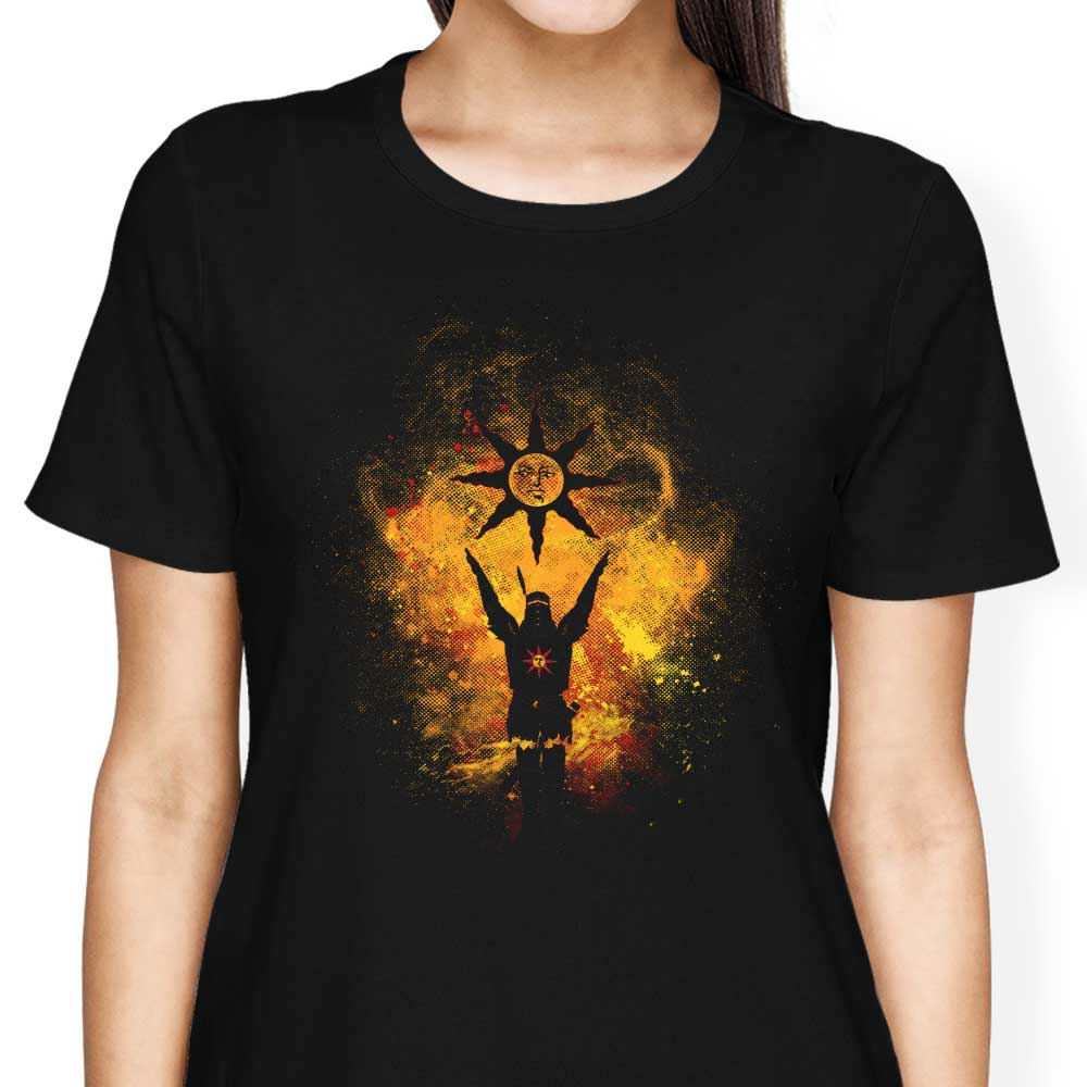 Praise the Sun Art - Women's Apparel