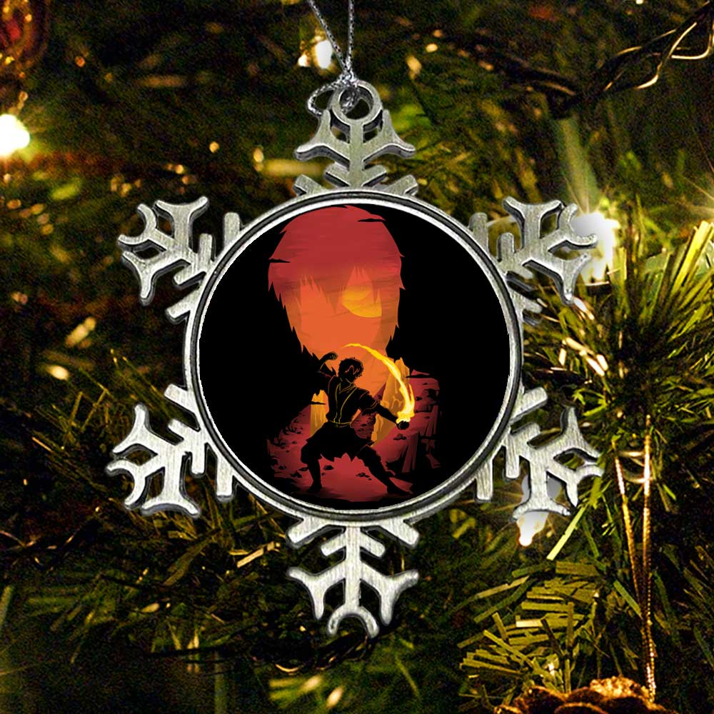 Prince of Fire - Ornament