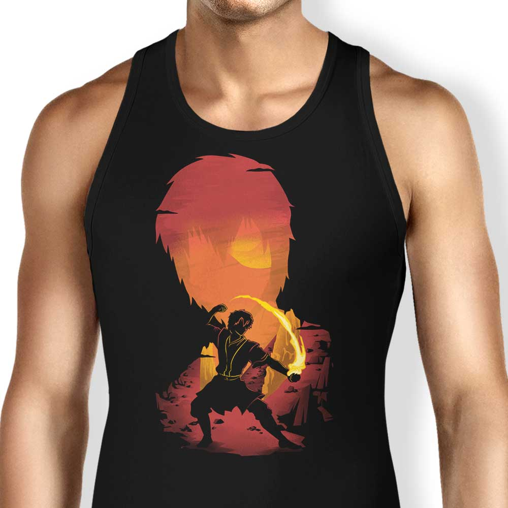 Prince of Fire - Tank Top