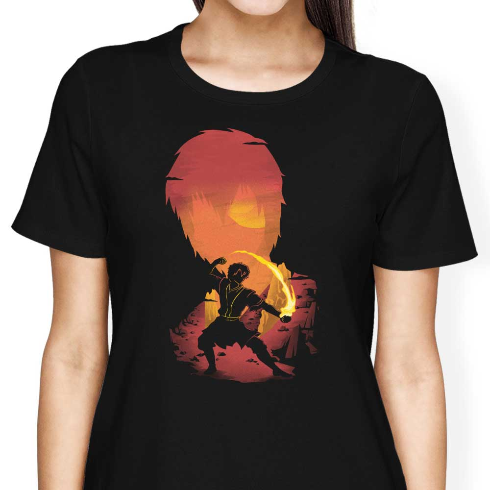 Prince of Fire - Women's Apparel