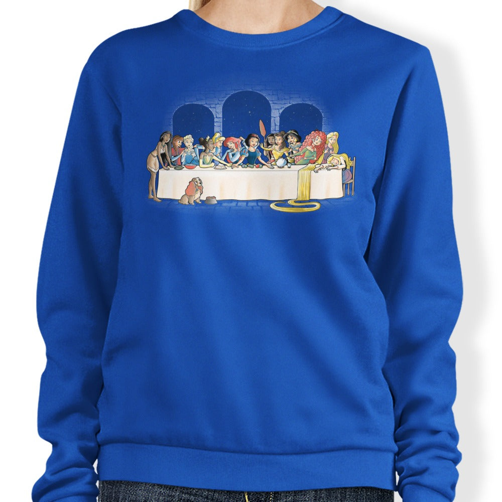 Princess Dinner - Sweatshirt