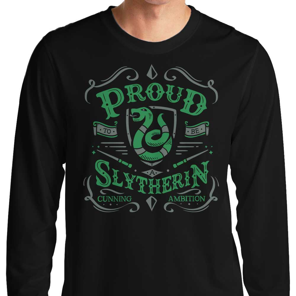 Proud to be a Serpent - Long Sleeve T-Shirt