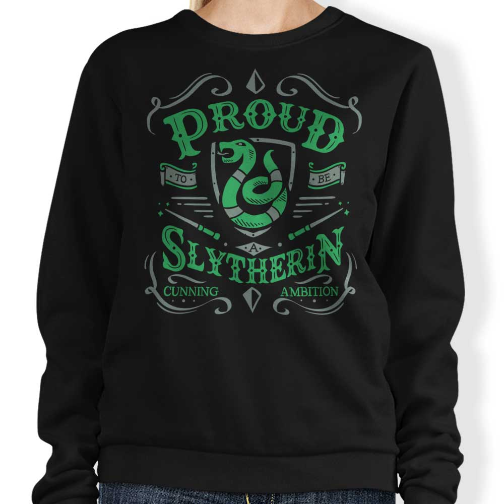 Proud to be a Serpent - Sweatshirt