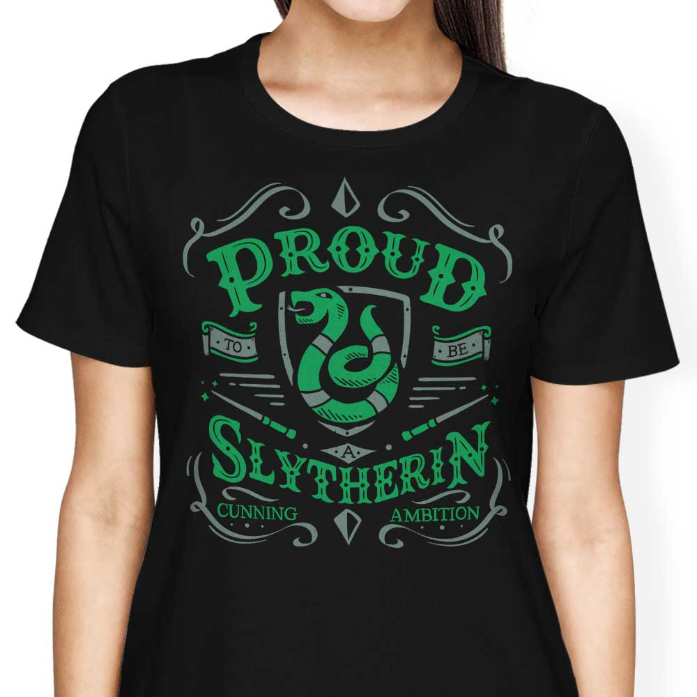 Proud to be a Serpent - Women's Apparel