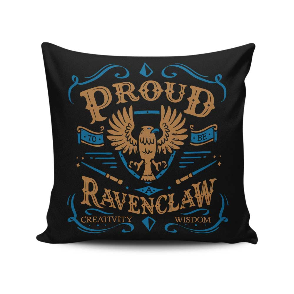 Proud to be an Eagle - Throw Pillow