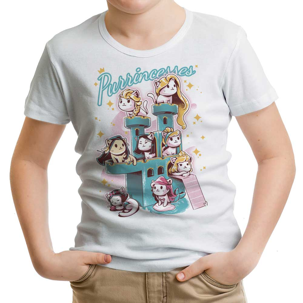 Purrincesses - Youth Apparel