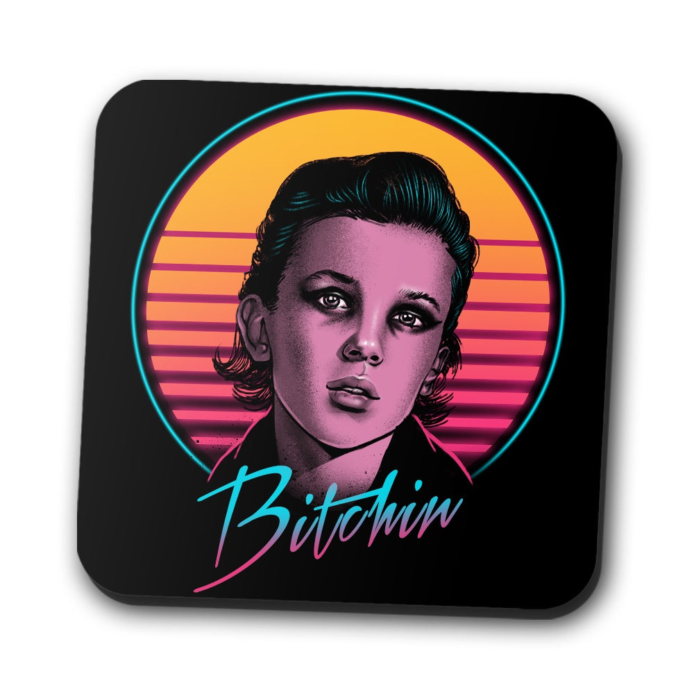 Rad Bitchin - Coasters