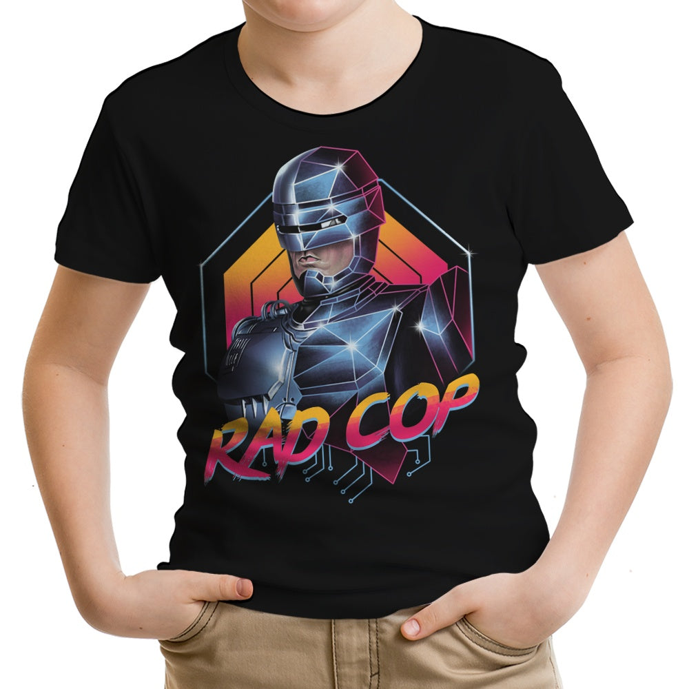 Rad Cop - Youth Apparel