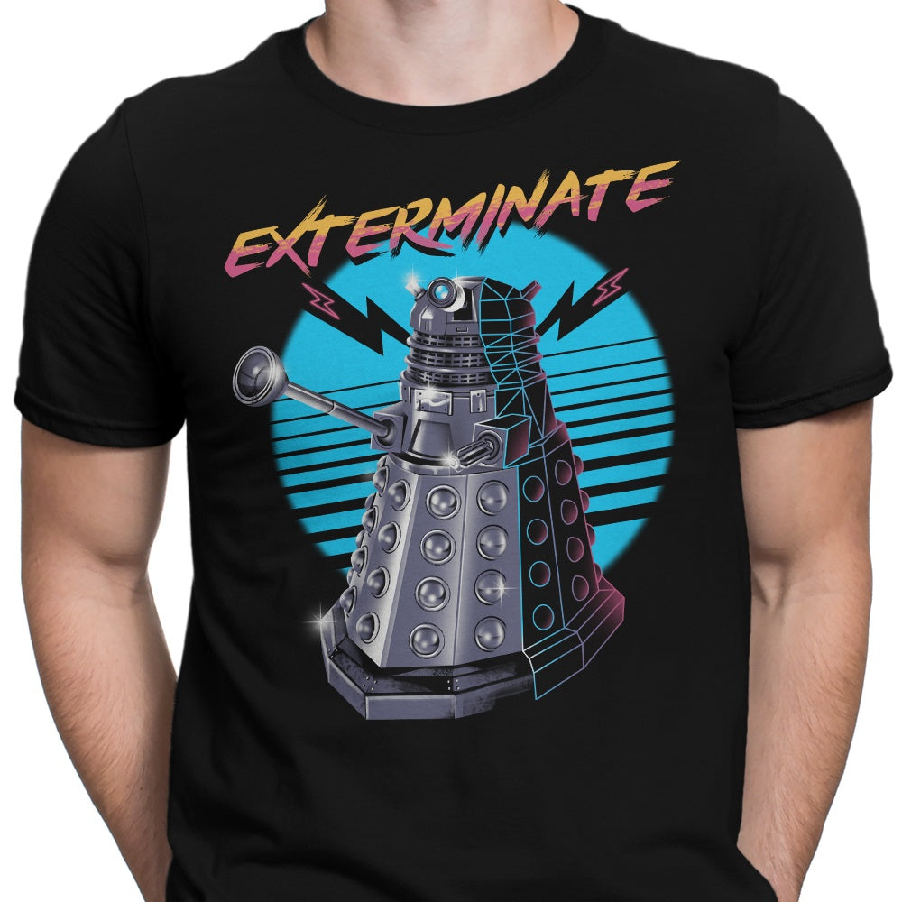 Rad Dalek - Men's Apparel