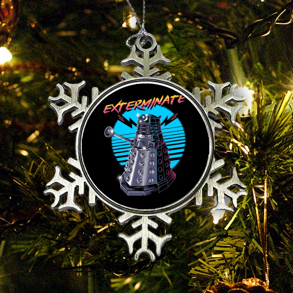 Rad Dalek - Ornament