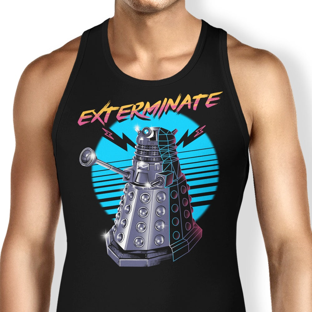 Rad Dalek - Tank Top