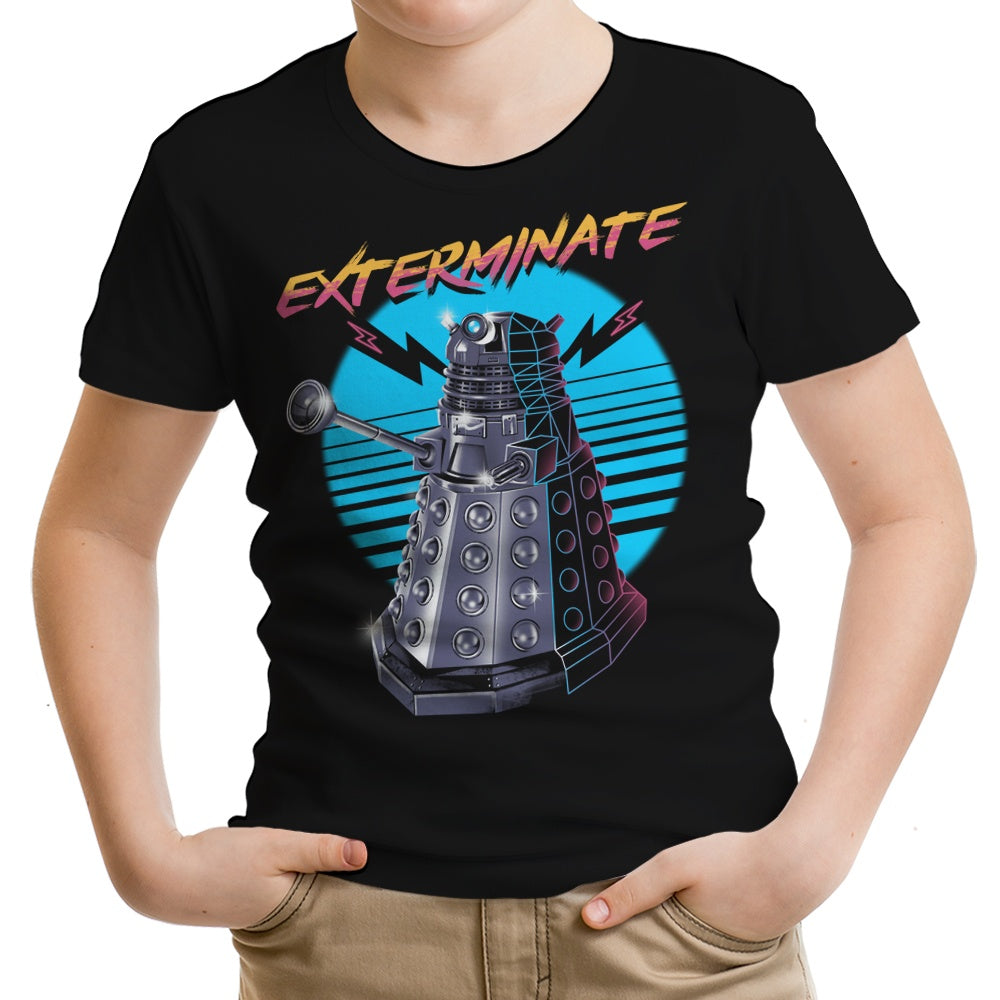 Rad Dalek - Youth Apparel
