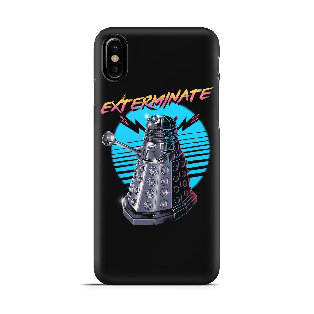 Rad Dalek - iPhone X