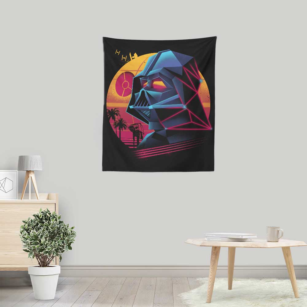 Rad Lord - Wall Tapestry