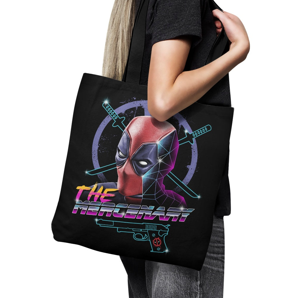 Rad Mercenary - Tote Bag