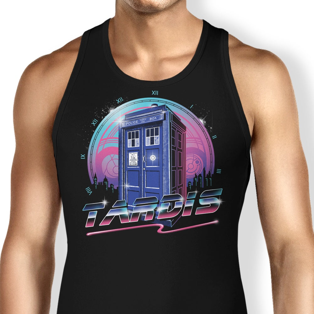 Rad Tardis - Tank Top