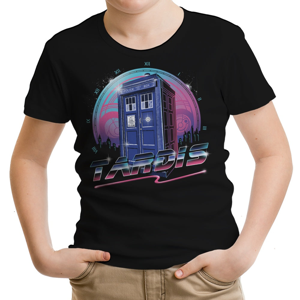 Rad Tardis - Youth Apparel