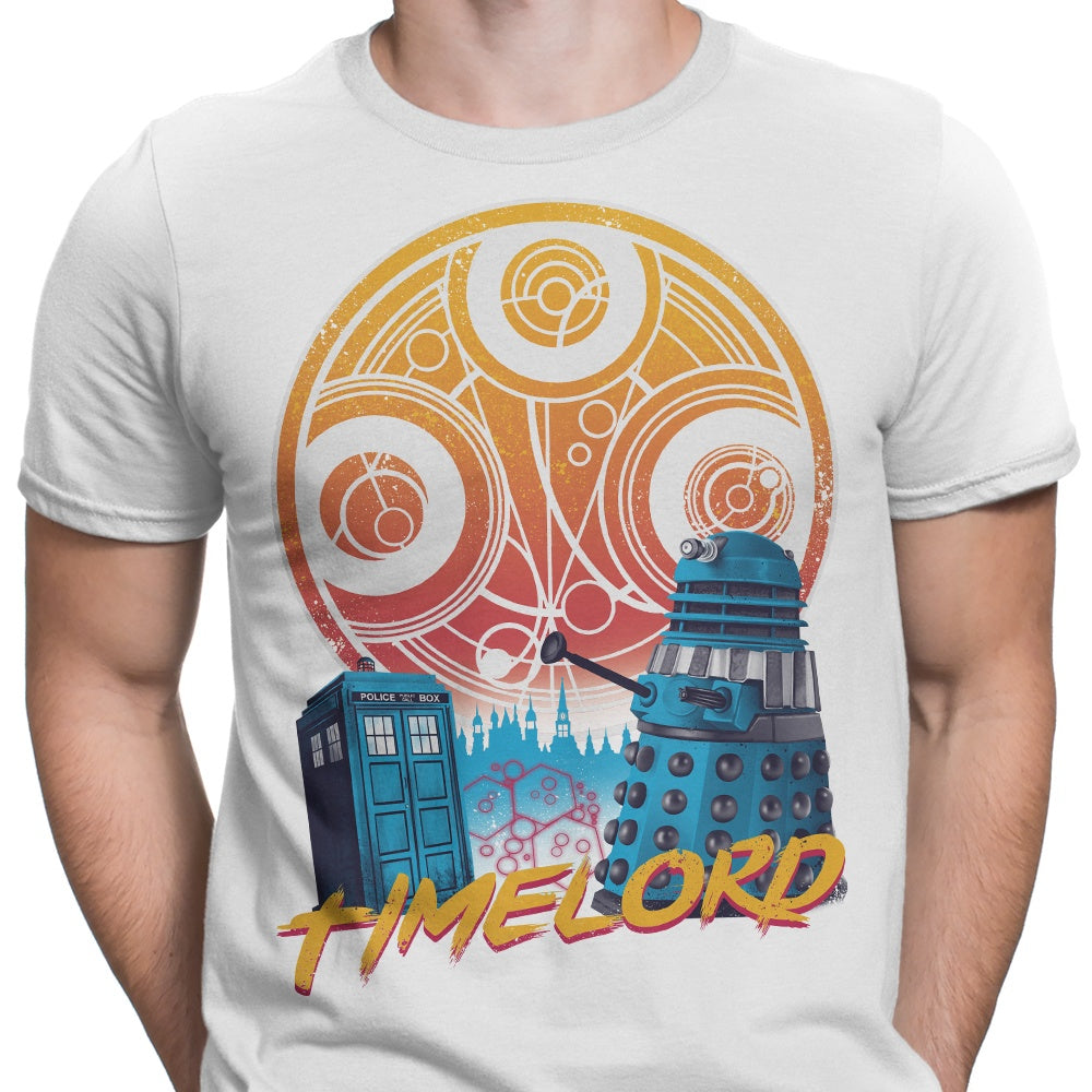 Rad Time Lord - Men's Apparel