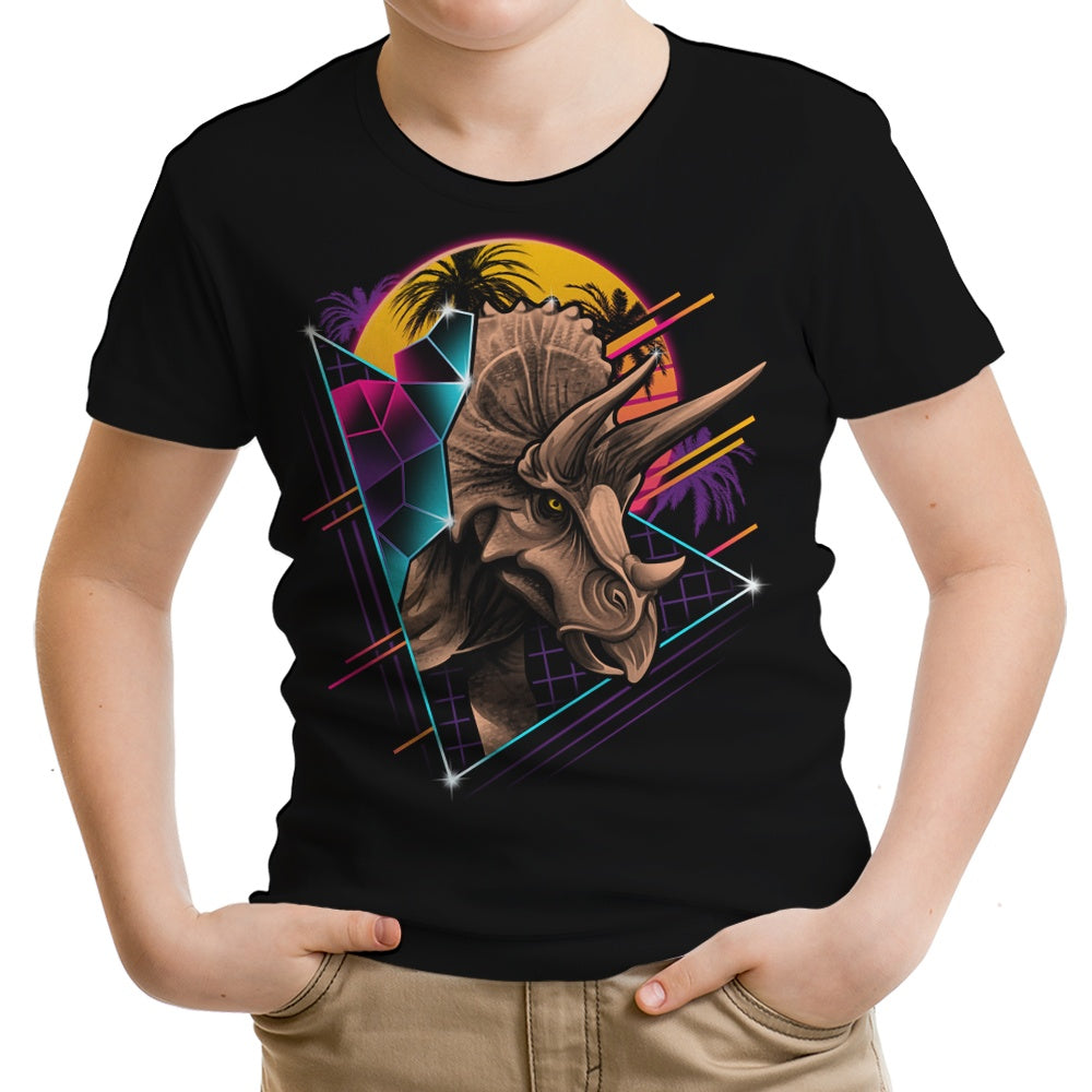 Rad Triceratops - Youth Apparel