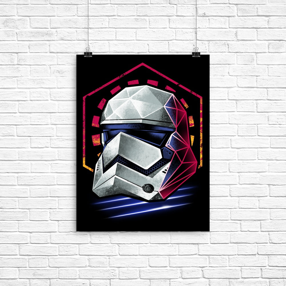 Rad Trooper - Poster