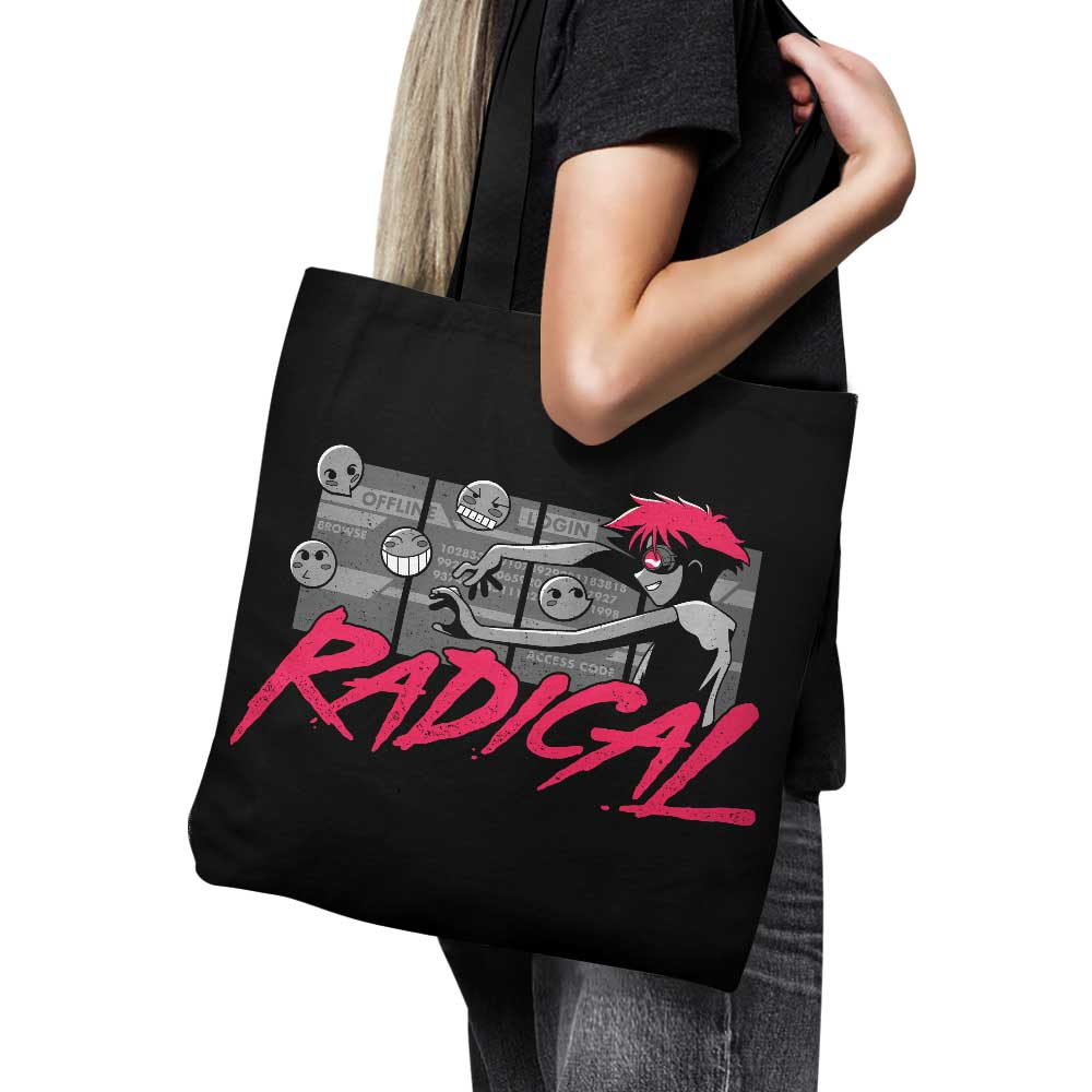 Radical Tech Support - Tote Bag
