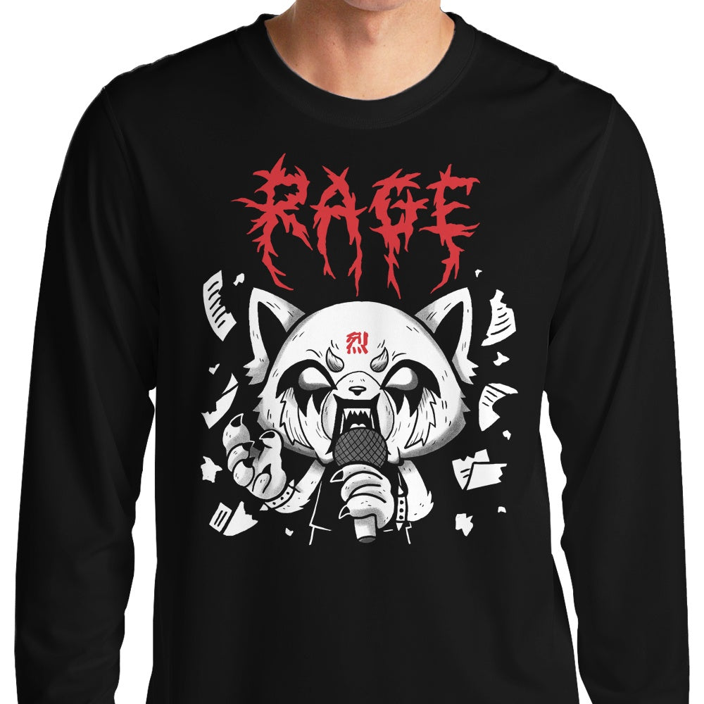 Rage Mood - Long Sleeve T-Shirt