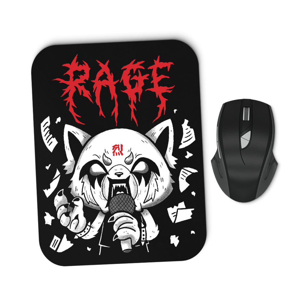 Rage Mood - Mousepad